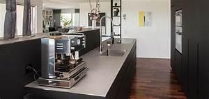 Küche Schwarz Matt : k che schwarz matt emme die schweizer k che ~ Markanthonyermac.com Haus und Dekorationen