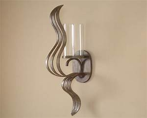 wall mount candle sconce onther design idea and decor With candle wall sconce