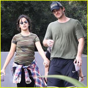 Camila Cabello Boyfriend Matthew Hussey Spend The Day