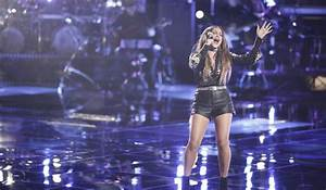The Voice39s Alisan Porter Leads ITunes Vote Nick Hagelin