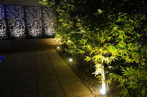 outdoor lighting design ideas led outdoor bring your garden to with our outdoor led