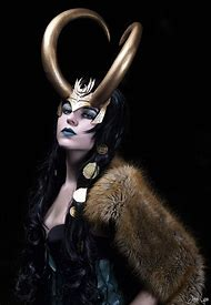 Lady Loki Cosplay