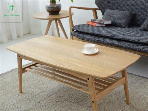 japanese coffee table oak oak solid wood tea table modern