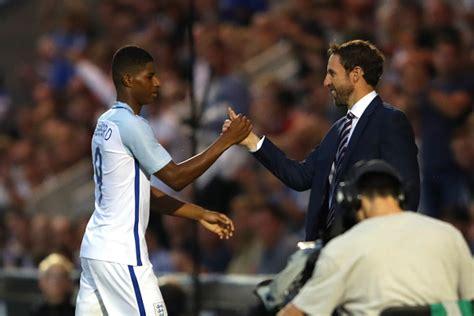 Marcus Rashford's England U21 hat-trick: Mourinho's ...