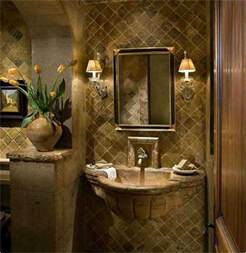 tuscan bathroom design ideas room design ideas - Tuscan Style Bathroom Ideas