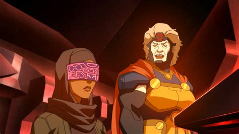 young justice outsiders episode  terminus review