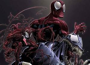 Carnage Spider-Man Suit - wallpaper.