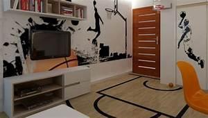 top 11 des ambiances pour chambres denfants blog quotma With chambre bébé design avec basket fleur