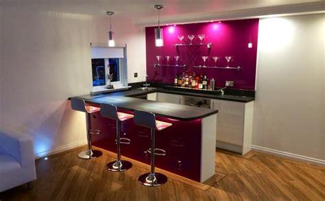 bit  luxurya home bar designed supplied