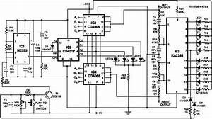Rangkaian Audio Channel Selector Stereo