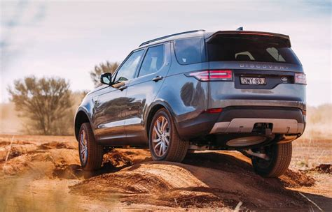 discovery land rover back 2017 land rover discovery on sale in australia from