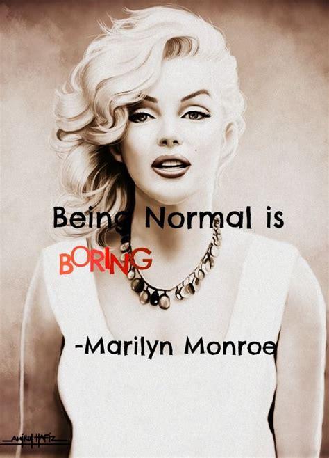 Marilyn Monroe says... - Beauty on the Spot