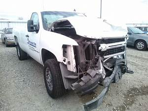 Used Parts 2007 Chevrolet Silverado 2500 6 0l Ly6 V8