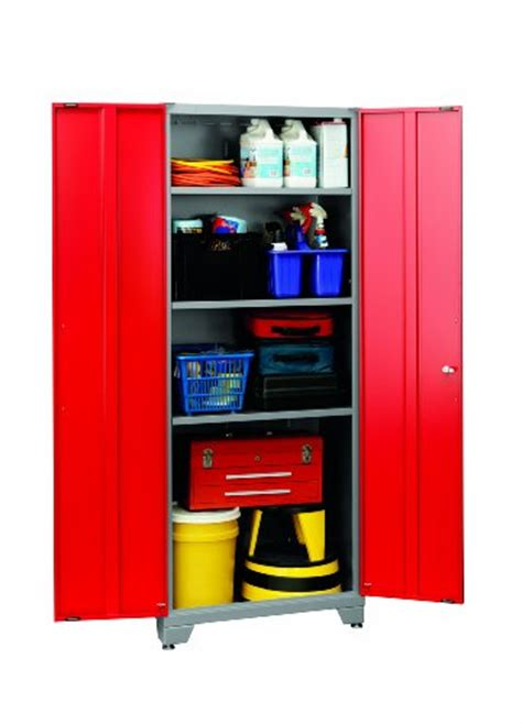new age locker cabinet newage products 36210 performance series 24 gauge garage