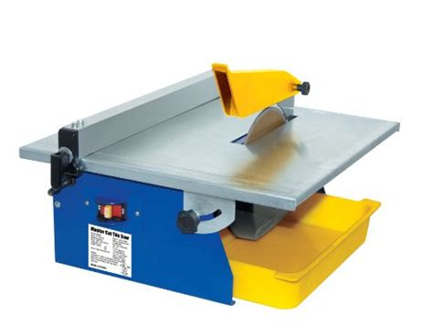 Qep Tile Saw Manual by Qep 60089q 120 Volt 3 5 Hp Portable Tile Saw With 7