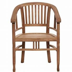 Stuhl Mit Armlehne : teak time stuhl mit runder armlehne von butlers ansehen ~ Watch28wear.com Haus und Dekorationen