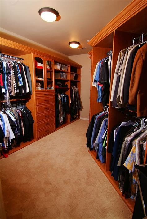 Seattle Closets by Crafted Bruce S Master Walk In Closet By Closets By