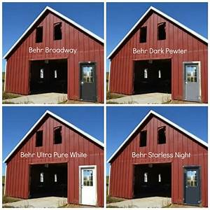 barn colors schemes joy studio design gallery best design With barn red color schemes