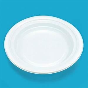 Assiette Creuse Design : assiette plastique blanche achat vente vaisselle jetable pas cher ~ Teatrodelosmanantiales.com Idées de Décoration