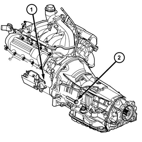 2007 Jeep Commander Starter Wiring by Repair Guides Starting System Starter Autozone