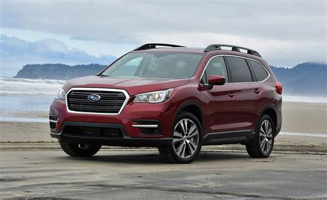 suvs  crossovers  subaru ascent review