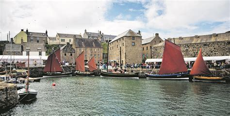 Boat Festival by All Aboard For Portsoy Boat Festival Press And Journal
