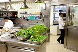 Inside White House Kitchen