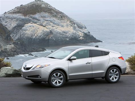 2019 Acura ZDX : Exterior High Resolution Images