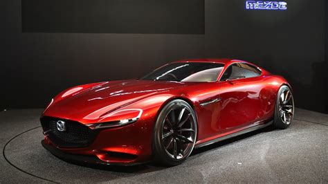 Mazda Car : Mazda Confirms Rotary Sports Car Engine In Development
