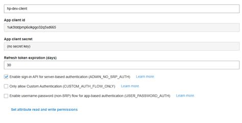 authentication aws token curl client secret generate cognito cli without call please guide use based