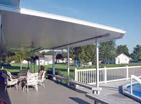 Vinyl Roll Up Patio Shades by Yukon Patio Cover