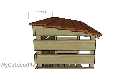 log shed plans myoutdoorplans free woodworking plans and projects diy shed wooden
