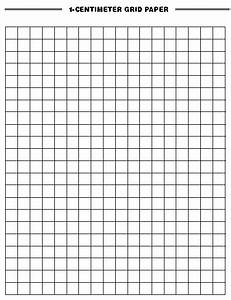 31 Free Printable Graph Paper Templates (Pdfs and Docs ...
