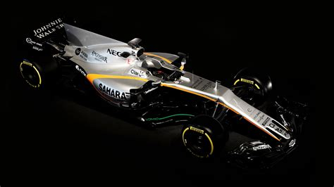 2017 Force India Vjm10 Formula 1 Car Wallpaper Hd Car