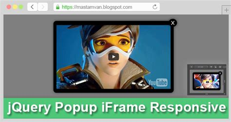 jquery mobile iframe jquery popup iframe responsive