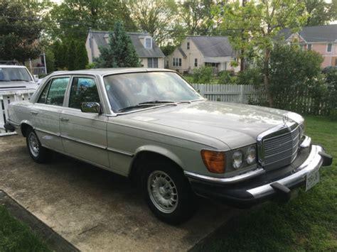 1979 Mercedes-benz 300sd, Diesel, Biodiesel, Wvo, Svo For