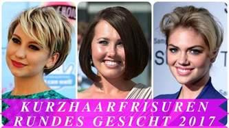 Kurzhaarfrisuren Rundes Gesicht by Kurzhaarfrisuren Rundes Gesicht 2017