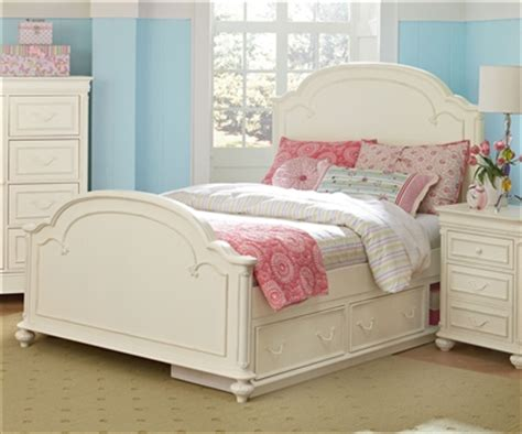 charlotte full size panel bed   legacy classic