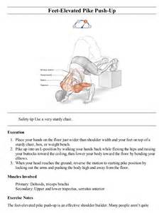 Bench Push by Bodyweight Strength Training Anatomy Mg