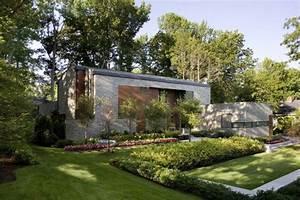 amenagement exterieur maison jardins d39entree modernes With amenagement exterieur jardin moderne