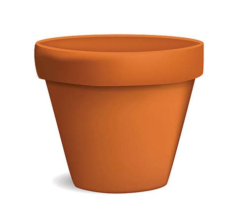 Flower Pot Clipart Flower Pot Clip Vector Images Illustrations Istock