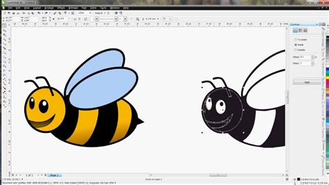 Our bmp to svg converter works online and does not require software installation. COREL003:Converting a color BMP to Vector for Laser ...