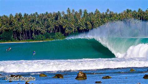 daftar lengkap tempat wisata terbaru sumatera utara