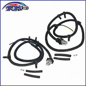 Abs Wheel Speed Sensor Wire Harness Front Right  Left For