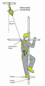 Safety Harness Diagram