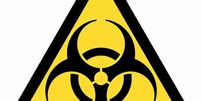 Zombie Apocalypse Symbol Biohazard Panic Ebola Disease