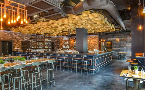 Collection Boston Seaport Restaurants And Bars Photos