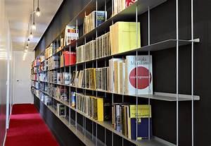 Bibliothèque Faible Profondeur : am nager ses couloirs maison cr ative ~ Edinachiropracticcenter.com Idées de Décoration