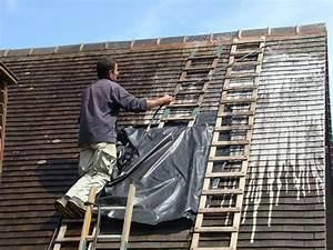 Isolation Liège Bitumé : fixateur bitume tanch it lastique protection toiture ~ Premium-room.com Idées de Décoration