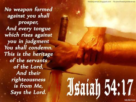 daily bible verses isaiah 54